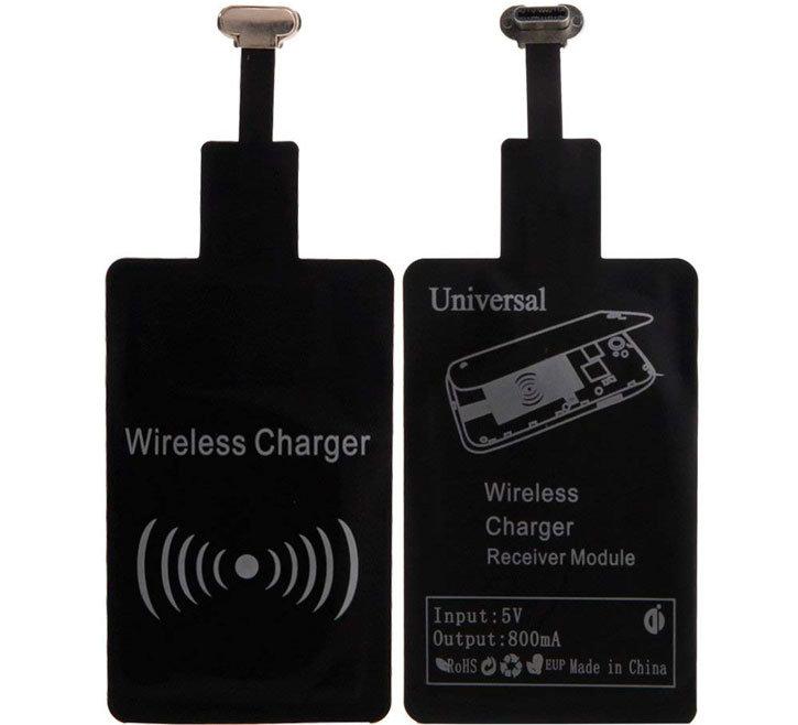 Choetech Samsung Galaxy A8 2018 Qi Wireless Charging Adapter