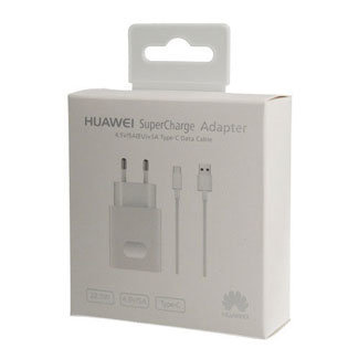 Official Huawei Mains SuperCharger With USB-C Cable - EU Mains