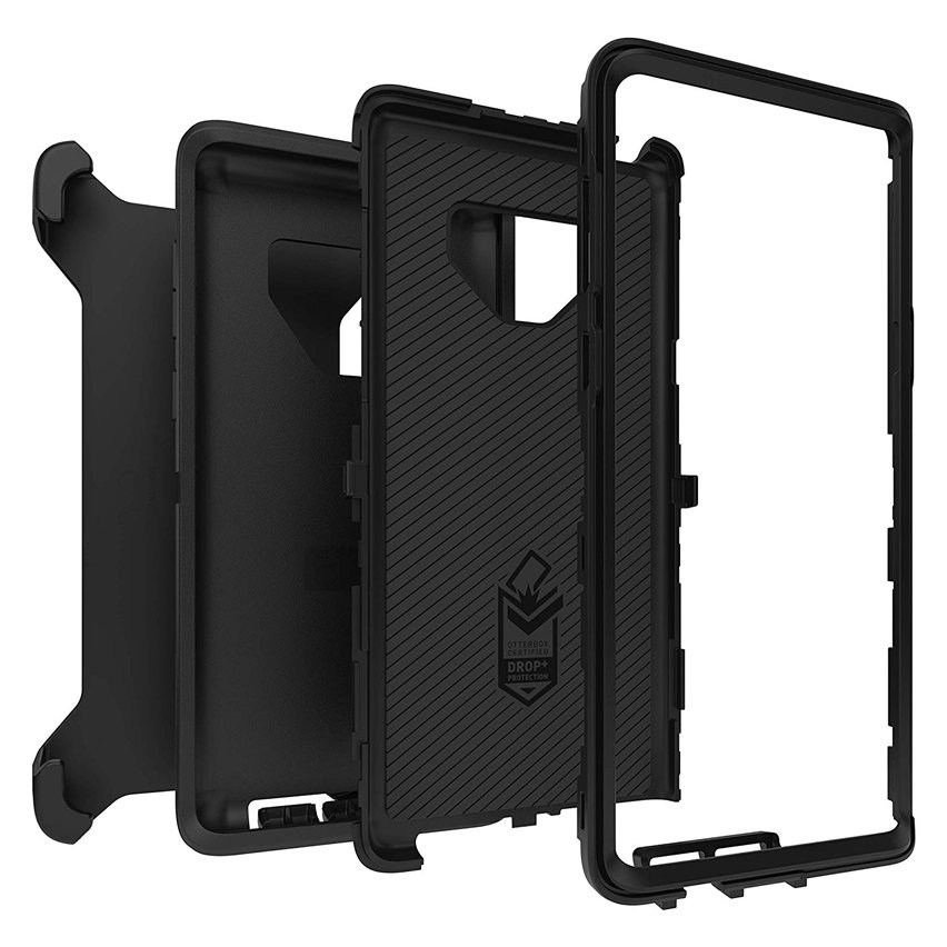 online retailer 627b8 64c69 OtterBox Defender Screenless Samsung Galaxy Note 9 Case - Black