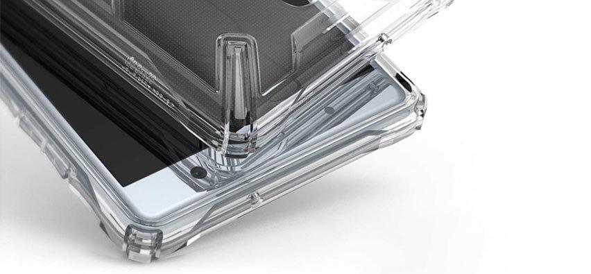 Rearth Ringke Air X Sony Xperia XZ2 Premium Case - Clear