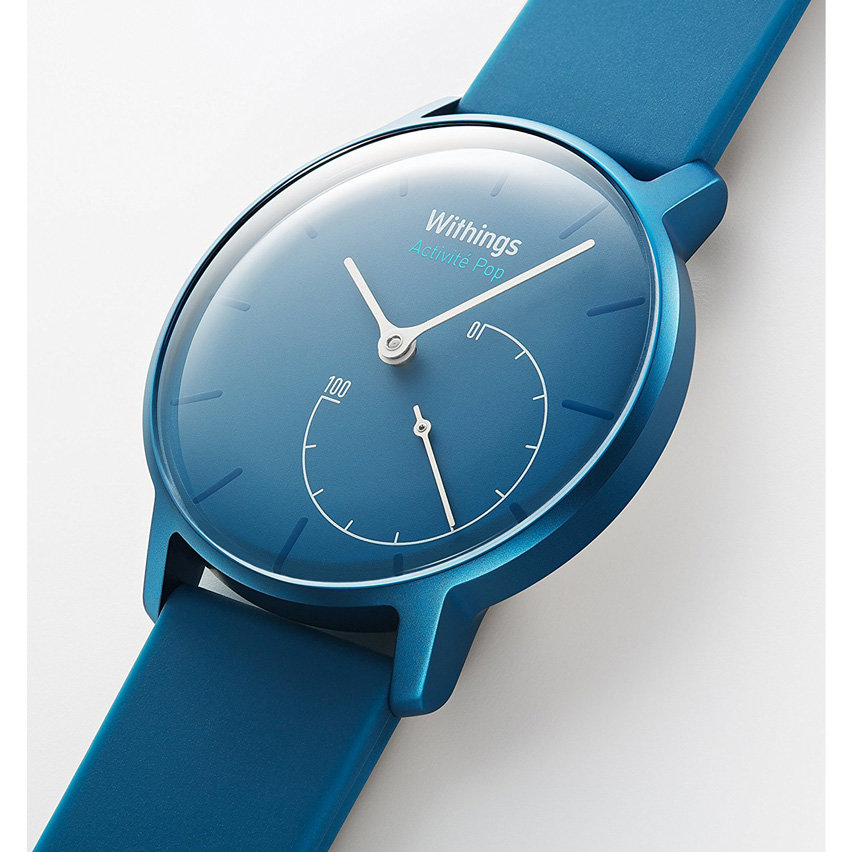 Withings Activité Pop Watch Fitness Tracker - Shark Grey