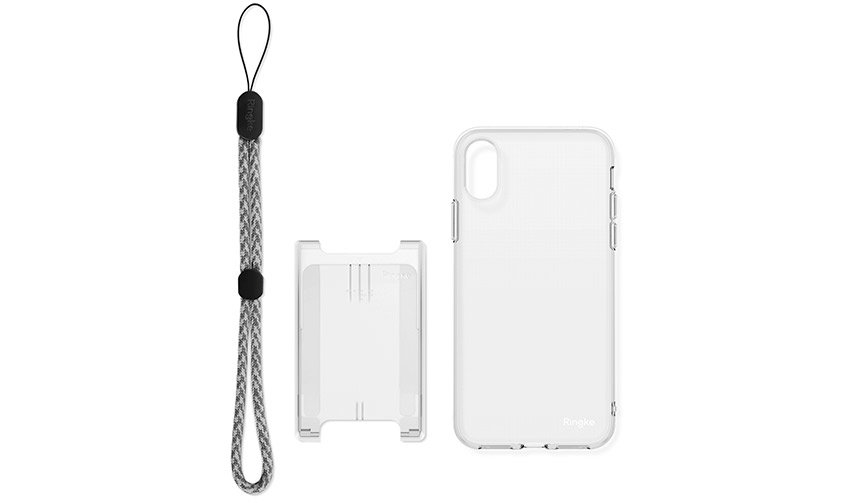 Rearth Ringke Air 3-in-1 iPhone XS Max Kit - Clear