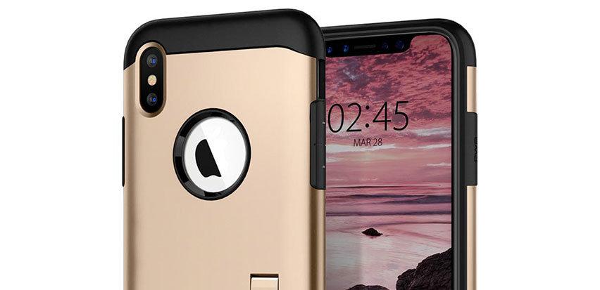 iphone xs plus case spigen