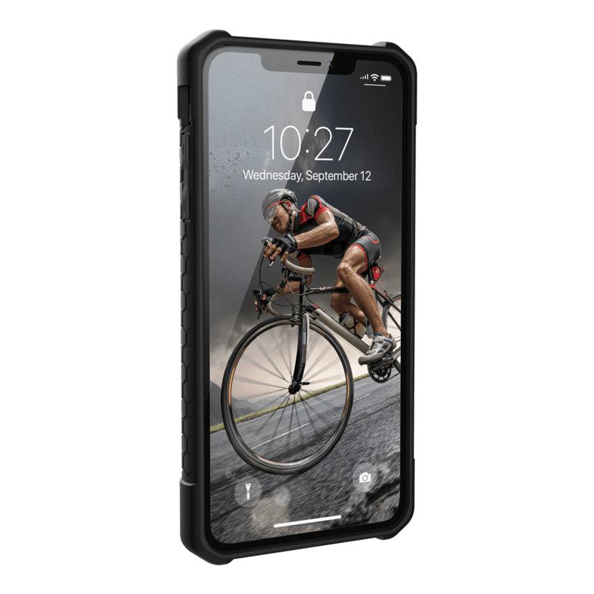 UAG Monarch Premium iPhone XS Max Protective Case - Carbon Fibre