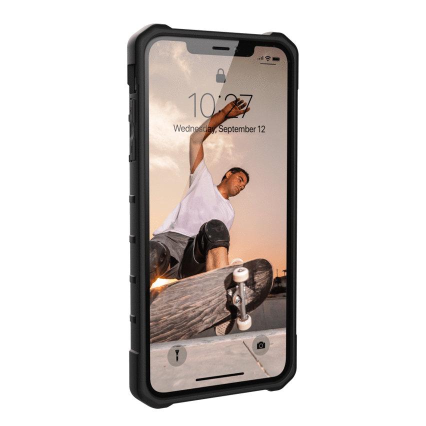 UAG Pathfinder SE iPhone XS Max Rugged Case - Midnight Camo