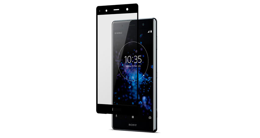 Roxfit Sony Xperia XZ3 Curved Tempered Glass Screen Protector