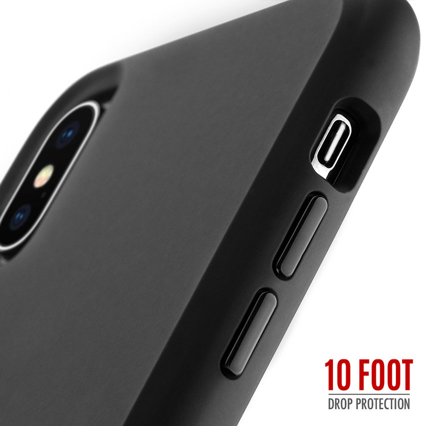 Case-Mate Tough iPhone XR Case - Matte Black
