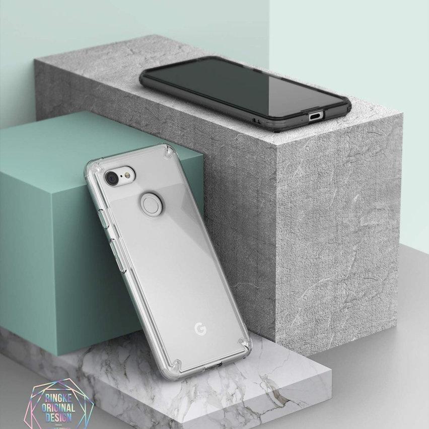 Rearth Ringke Fusion Google Pixel 3 XL Case - Clear