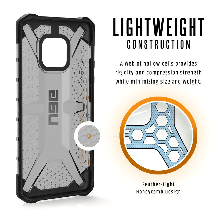 UAG Plasma Huawei Mate 20 Pro Protective Case - Ash