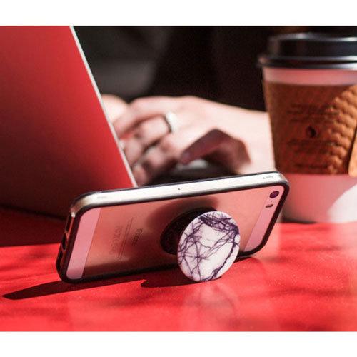 PopSockets Universal Smartphone 2-in-1 Stand & Grip - Blue Nebula
