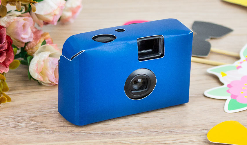 Trendz Disposable Camera - 18 Pictures