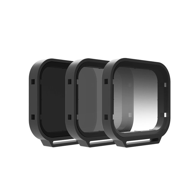 PolarPro Venture 3-Pack filters for GoPro