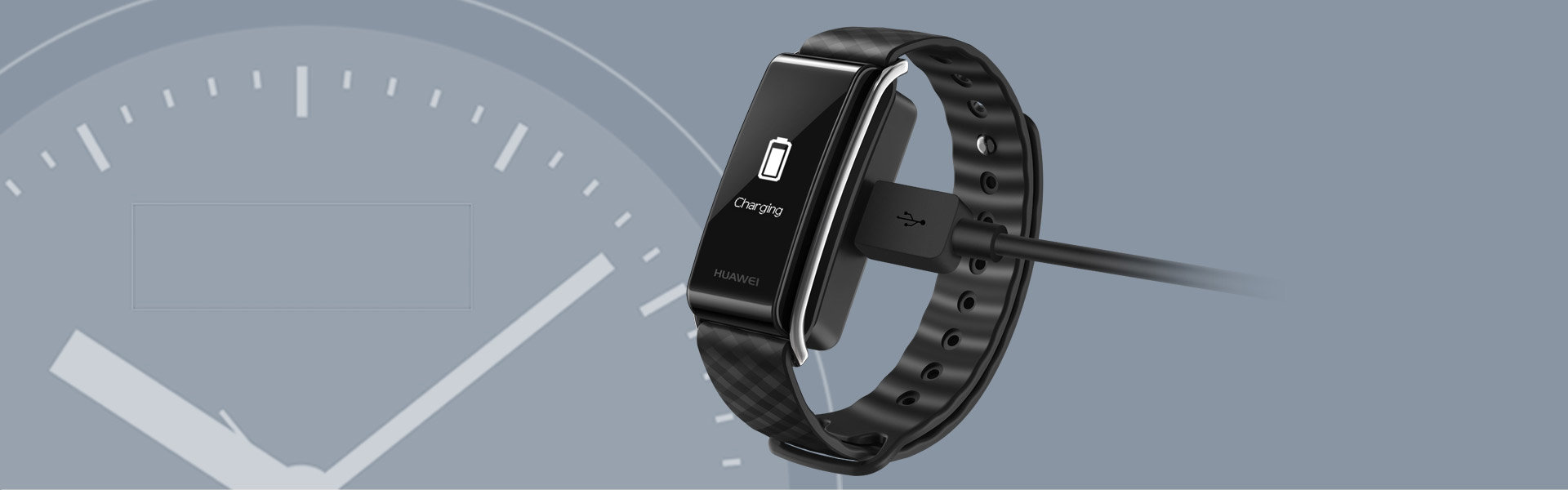 Huawei Colour Band A2- Black