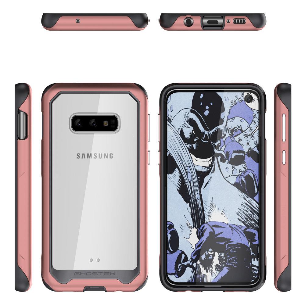 Ghostek Atomic Slim Samsung Galaxy S9 Plus Tough Case - Black