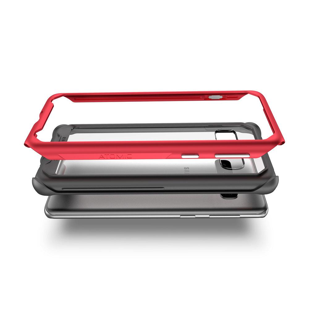 Ghostek Atomic Slim2 Samsung S10 Case - Red