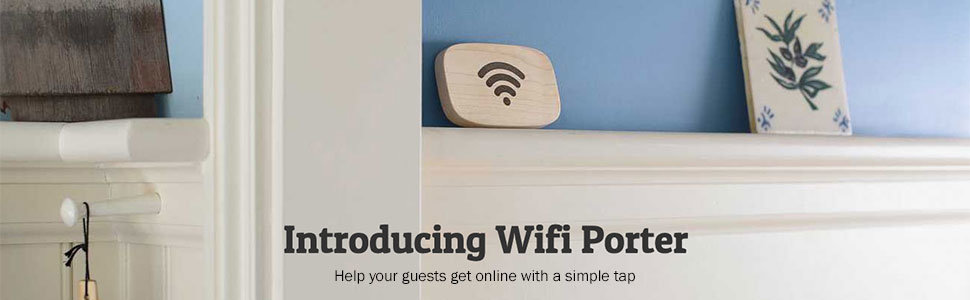 Ten One WiFi Porter For iOS & Android