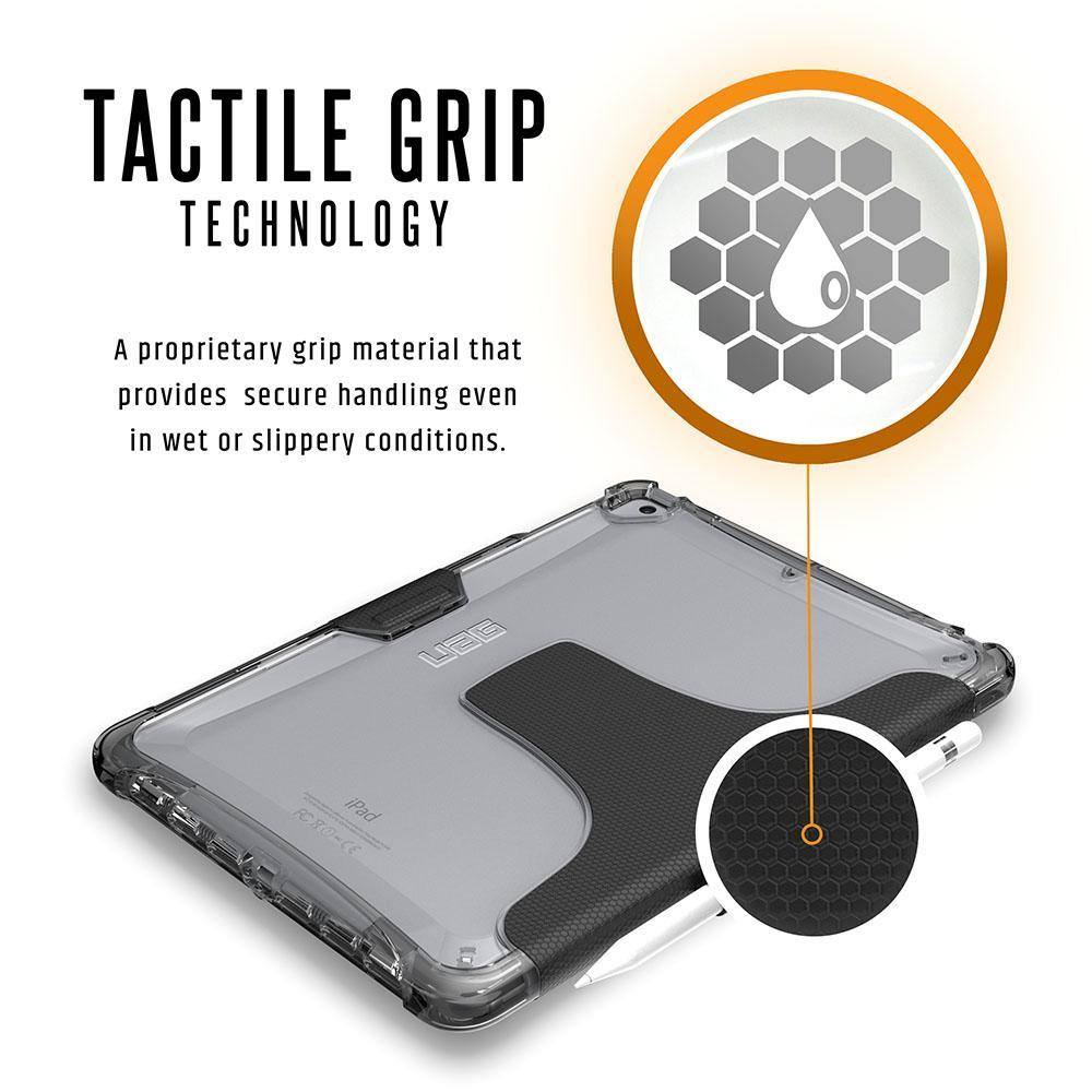 UAG Rugged Slim Apple iPad Pro Wallet Case 9.7 Plyo- Ice