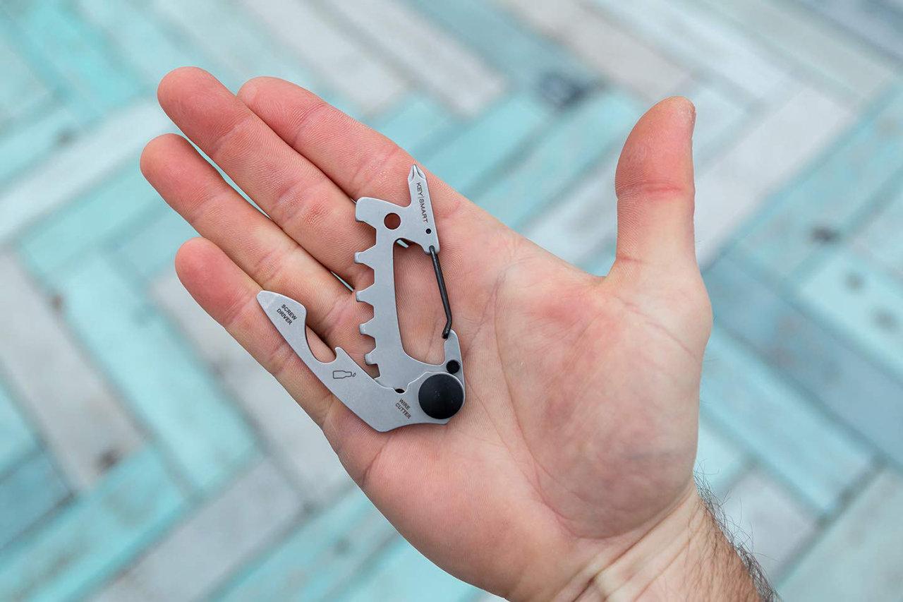 KeySmart Alltul Multitool Animal Series Stainless Steel - Raptor