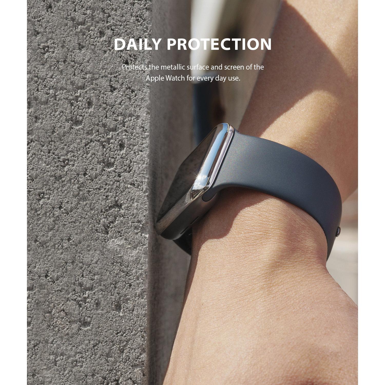 Ringke Apple Watch Series 1 / 2 / 3 38mm Steel Bezel Styling - Black