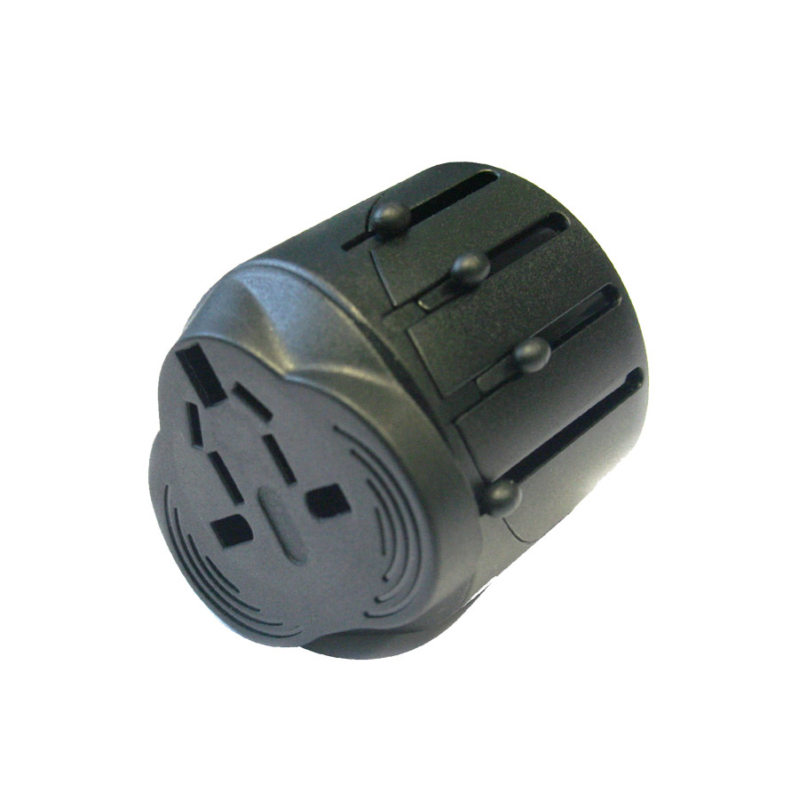 Skross Travel Worldwide Adapter with USB