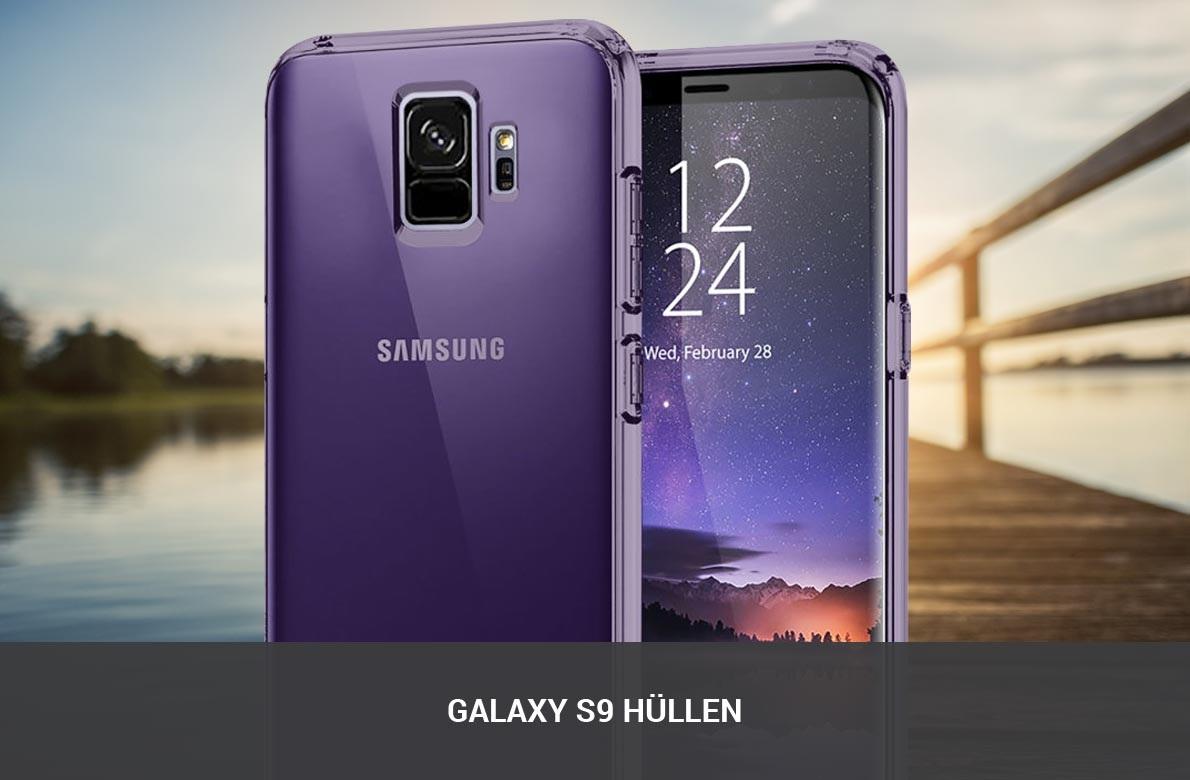 Samsung Galaxy S9 Hüllen
