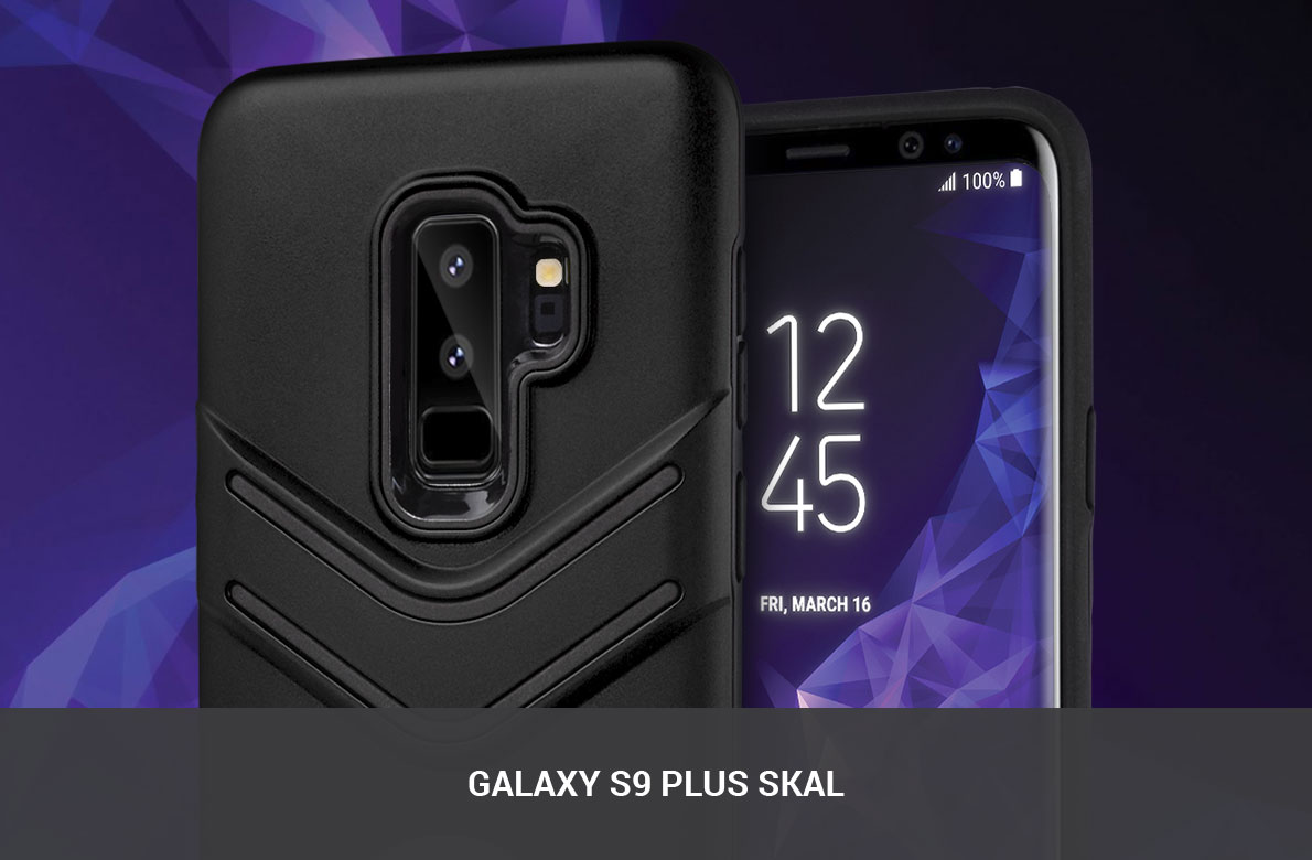 Samsung Galaxy S9 Plus skal