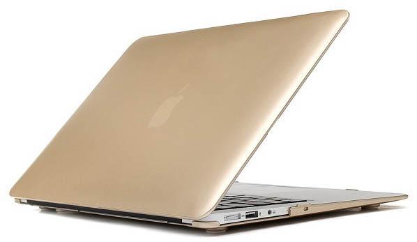 wholesale dealer 710d9 8a6b8 ToughGuard MacBook Air 13 Hard Case - Champagne Gold