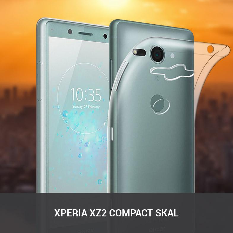 Xperia XZ2 Compact Skals
