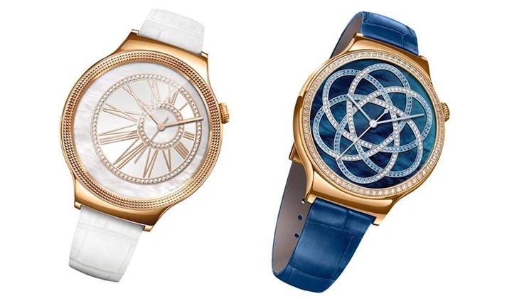 Huawei Jewel & Huawei Elegant Smartwatches