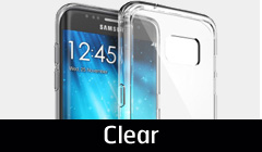 Galaxy S7 Edge Clear Cases