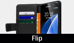 Galaxy S7 Edge Flip Cases