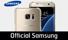 Galaxy S7 Edge Official Cases