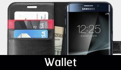 Galaxy S7 Edge Wallet Cases