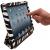 Funda iPad 4 / 3 / 2 SD Tabletwear Smart Cover Style  - Cebra 9