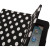 SD Tabletwear Smart Cover Style Case for iPad 4 / 3 / 2 - Polka Dot