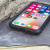 Olixar ArmourDillo iPhone X Protective Case - Black 6