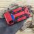 Olixar XTrex iPhone XS / X Rugged Card Kickstand Case - Red 4