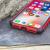 Olixar ArmourDillo iPhone X Protective Case - Red 4