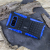Olixar ArmourDillo Samsung Galaxy Note 8 Protective Case - Blue 7
