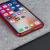 Olixar MeshTex iPhone X Case - Brazen Red 4